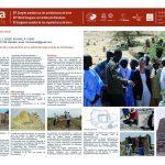 Reconstruction des mausolées détruits. Diop A., CISSE L., KONE M., CISSE A.