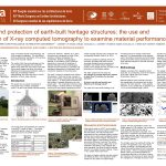 Repair and protection of earth-built heritage structures: The use and validation of X-ray computed tomography to examine material performance. ADDERLEY PAUL ; PARKIN SIMON ; MCLAUGHLIN DOROTHY ; OTTEN WILFRED ; KENNEDY CRAIG