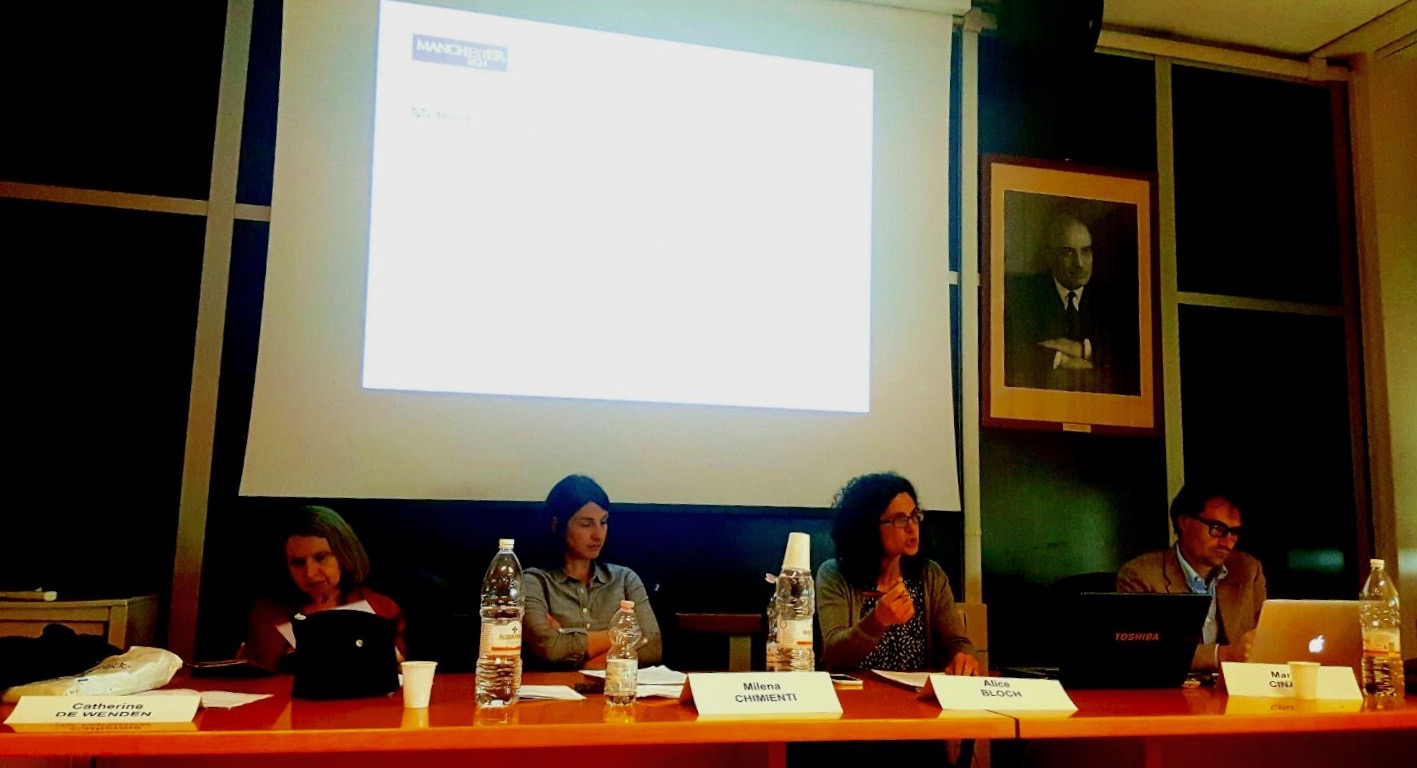 Youth, Migrations and Development around the Mediterranean - Conference picture