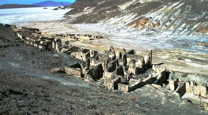 Coopération scientifique: Laboratoire International Associé Mines Atacama