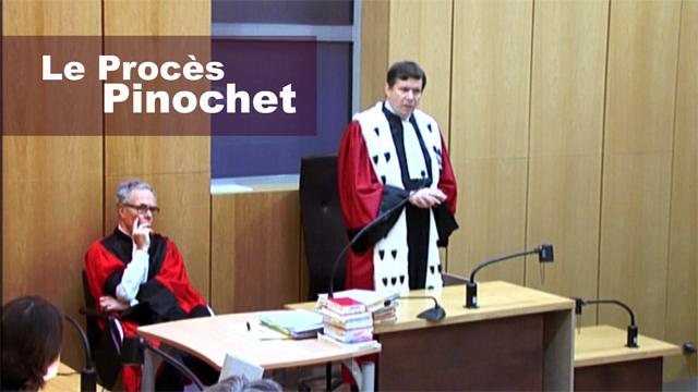 Cinéma: Le Procès Pinochet