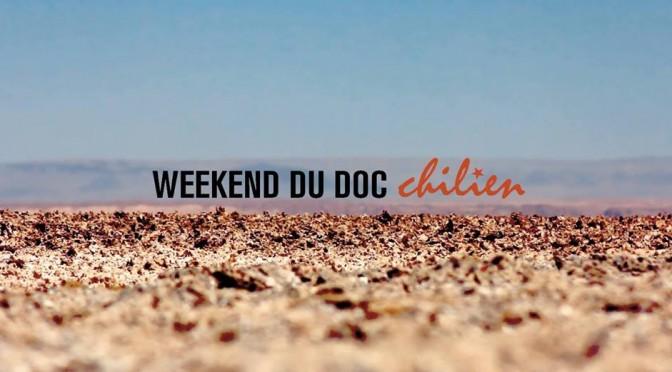 Paris: Weekend du Doc Chilien
