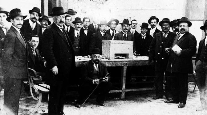 THÈSE RÉFORME DES TECHNOLOGIES ET RITUELS DE VOTE AU CHILI