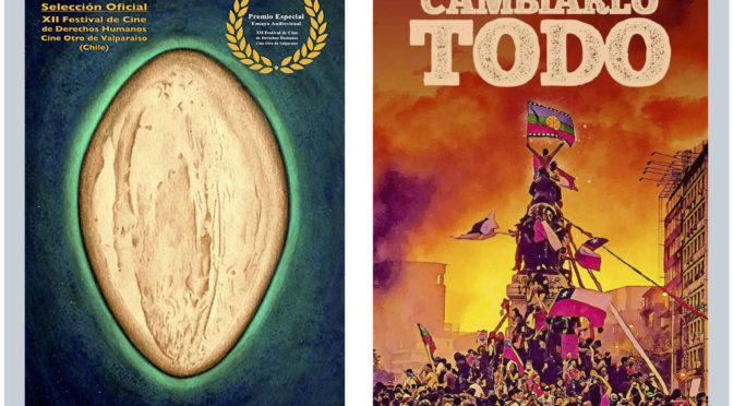 21 Nov. 2019 : projection « El terremoto del tiempo »+ Table ronde et débat sur le Chili