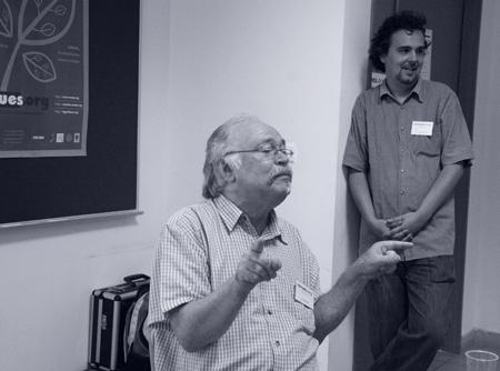 Lou Burnard, Nicolas Barts