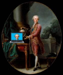 The Prince of Nassau and his blog