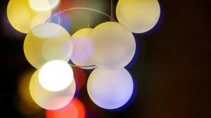 Balance of light, art, feel and control