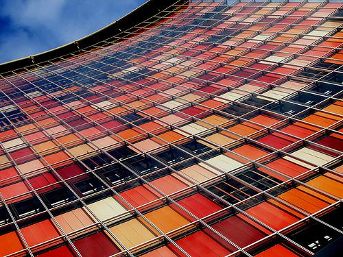 Détail bâtiment de Berlin