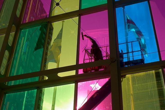 Palais des Congrès de Montréal, JamesCTerry (CC BY-NC 2.0)