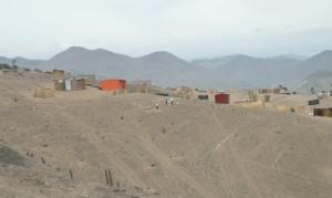 Photo J. Robert, 2014. Lima, Pérou