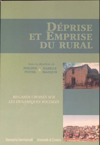 Déprise et emprise du rural
