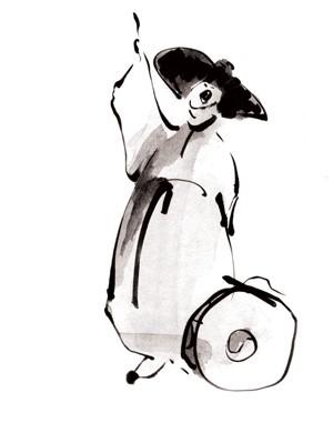 Image affiche Le chant de sijo