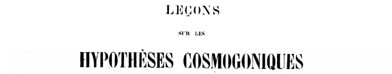 Carnet Cosmos