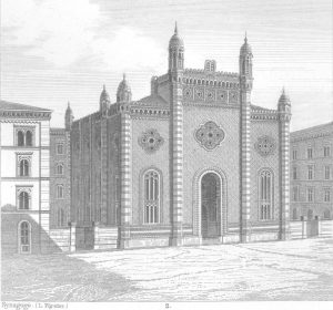 Abb. 6 Leopoldstädter Tempel