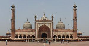 Abb. 7 Jama Masjid, Delhi