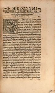 Prologue de l'édition de Cologne (1548)