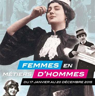 Femmes en métiers d'hommes (archives)