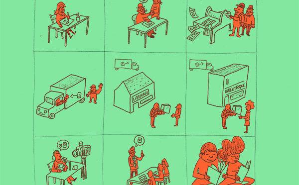 La fabrique de la bande dessinée (archives)