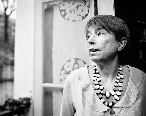 Françoise Denoyelle, crédit photo: Denoyelle