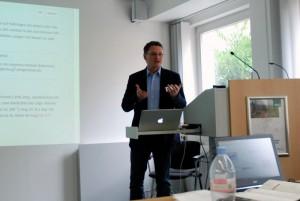 Andreas Kuczera at HNRWS2015