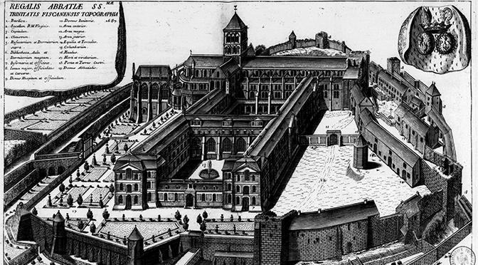 Stéphane Lecouteux, Réseaux de confraternité et histoire des bibliothèques : l'exemple de l'abbaye bénédictine de Fécamp