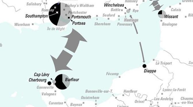 """[Les Échos du Craham] Compte rendu de la soutenance du dossier d'HDR de Laurence Jean-Marie,  """"La Normandie, les villes et la mer (XIIe-début du XIVe siècle)"""""""