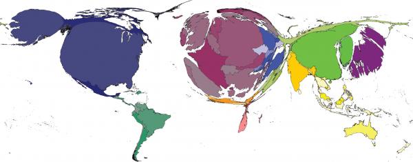 IPA (Association Internationale des éditeurs), le marché de l'édition dans le monde