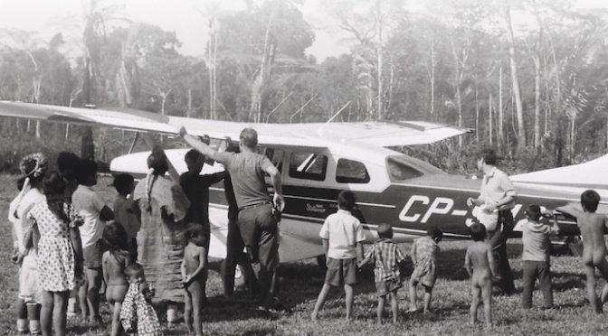 La misión de las maquinas :  técnica, trabajo y misiones en las tierras bajas sudamericanas