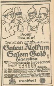 1.1.1916 Werbung