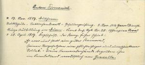schulchronik Dürscheven 1914_1918_Seite_08 firmenich 28.0