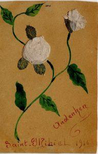 19161003_KarteLudwig_LeihgabeEhlen_Vorderseite