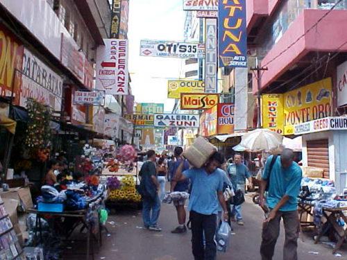 Ciudad del Este Downtown 1