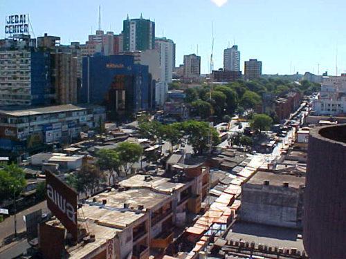 Ciudad del Este Downtown 2