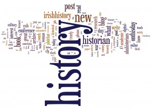 Wordcloud of the #twitterstorians corpus