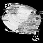 Figure 5. Première visualisation (algo: OpenOrd)