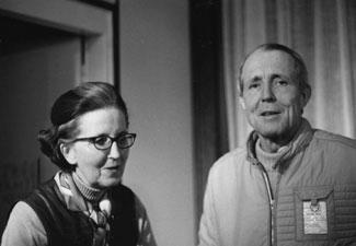 Eric et Sylvie Boissonnas.