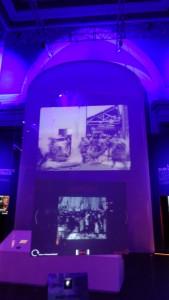 Exposition Lumière ! Mur d'images - © Nicolas Schmidt – IHTP/CNRS