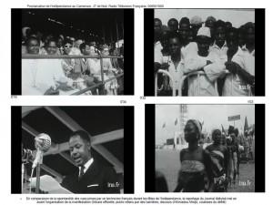Captation d'une archive télévisuelle de l'Ina