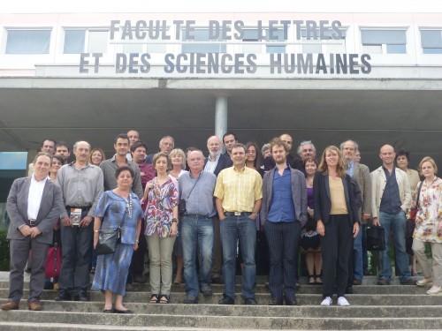 Assemblée constitutive - Limoges mai 2011