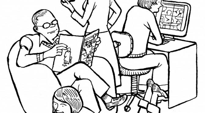 Parution en ligne : «La bande dessinée : quelle lecture, quelle culture ?»