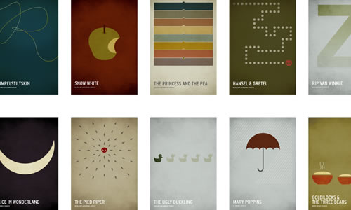 childrens-story-posters