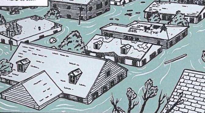 Colloque : BD et catastrophes