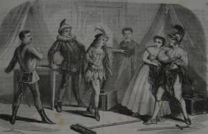 revue theatre