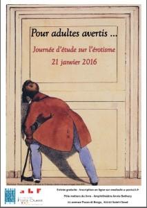 affiche 21 janvier 2016 adultes avertis