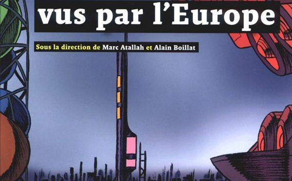 Parution : «BD-US : les comics vus par l'Europe»