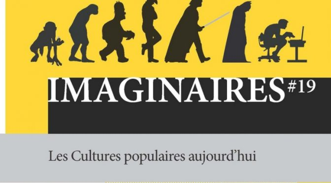 Parution : « Pop culture ! »