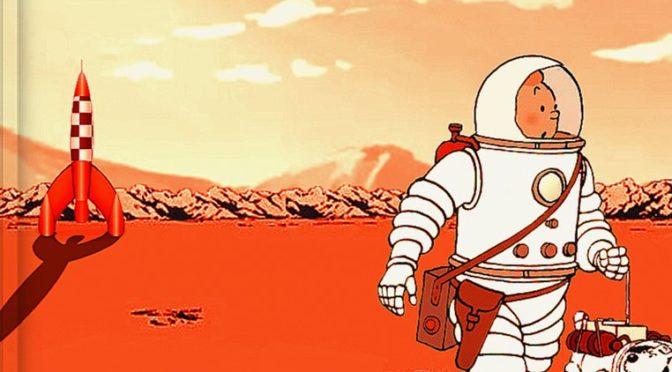 Séminaire LPCM : Tintin et les Martiens