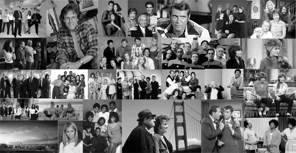 Appel : Séries TV 1950-1970's