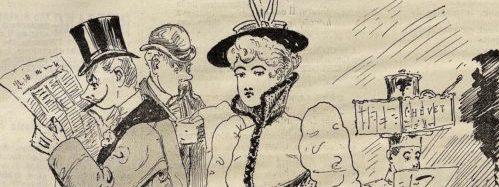 Appel à contribution : « La Belle Époque a-t-elle été virale ? Circulation, diffusion, reproduction des images et des textes dans les périodiques au tournant du siècle (1870-1930) »