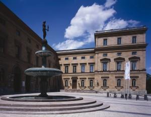 Sitz der Bayerischen Akademie der Wissenschaften im Nordostflügel der Münchner Residenz. Foto: BAdW. Alle Rechte vorbehalten